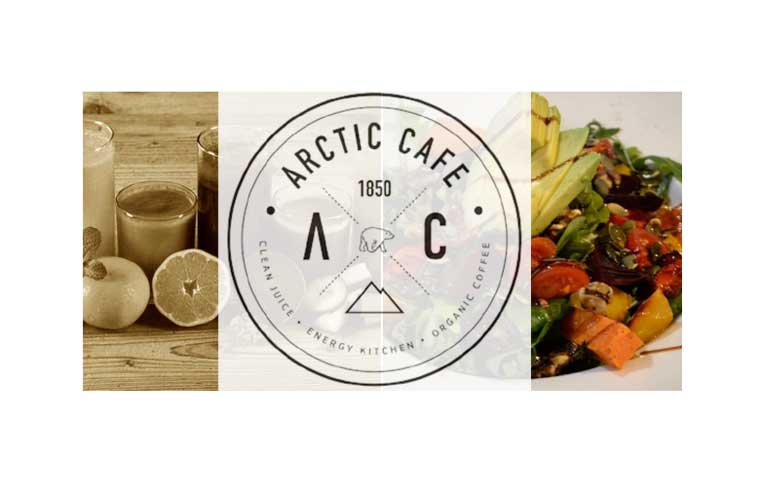 Arctic Cafe Val d'Isere Logo image of