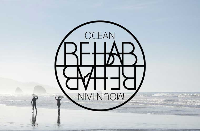 Video Content project thumbnail - mountain ocean rehab