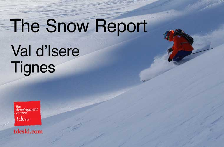 TDCSki Snow Report Video Content Thumbnail